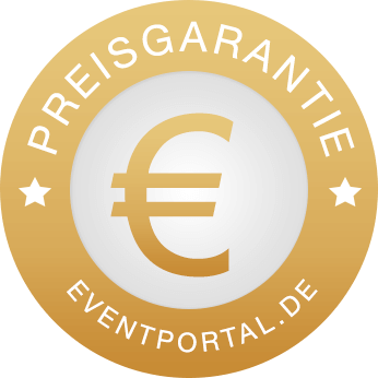 Event Portal Preisgarantie Badge