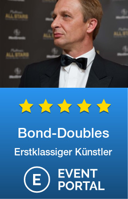 Daniel Craig Bond-Double