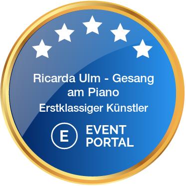 Ricarda Ulm - Gesang am Piano