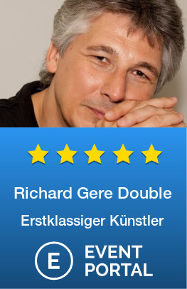 Richard Gere Double