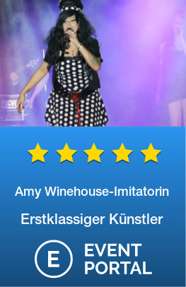 Amy Winehouse Imitatorin