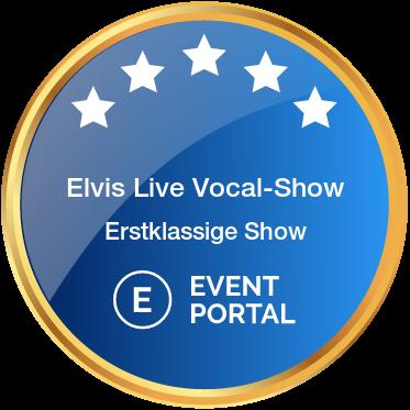 Elvis Live Vocal-Show