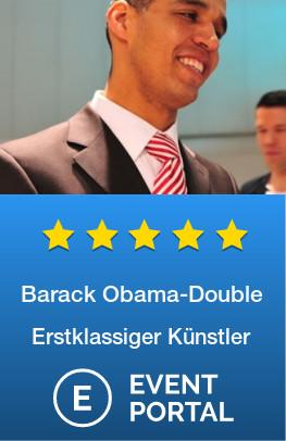 Barack Obama Double
