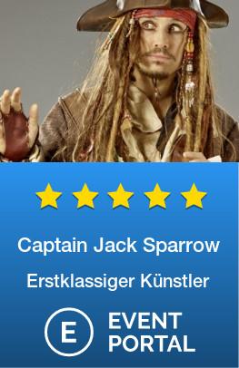 Captain Jack Sparrow Double